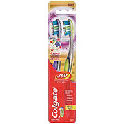 Colgate 360 4 Zone Bacteria Removing Action Toothbrush