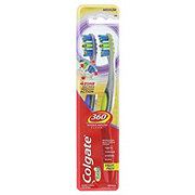 Colgate 360 4 Zone Toothbrush