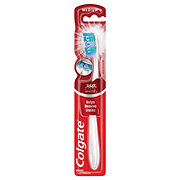 Colgate 360 Optic White Toothbrush, Full Head Medium