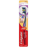 Colgate 360 Total 4-Zone Toothbrush