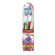 Colgate 360 Total Advanced Toothbrush, Soft - Colors May Vary