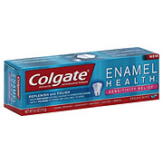 Colgate Enamel Health Toothpaste Sensitivity Relief