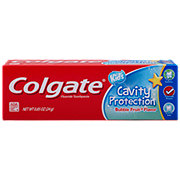 Colgate Kids Cavity Protection Bubble Fruit Toothpaste