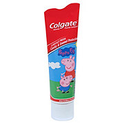 Colgate Kids Peppa Pig Mild Bubble Fruit Toothpaste
