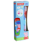 Colgate Kids Peppa Pig Power Tooth Brush & Tooth Paste