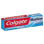 Colgate Max Clean Smartfoam Effervescent Mint Toothpaste