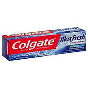 Colgate Max Fresh Shockwave Toothpaste