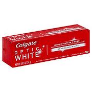 Colgate Optic White Anticavity Fluoride Sparkling Mint Toothpaste