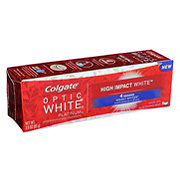 Colgate Optic White Platinum High Impact Toothpaste