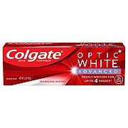 Colgate Optic White Sparkling Mint Toothpaste