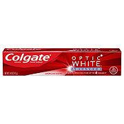 Colgate Optic White Sparkling White Toothpaste Travel Size