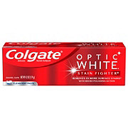 Colgate Optic White Stain Fighter Clean Mint Paste