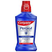 Colgate Peroxyl Mild Mint Mouthwash