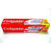 Colgate Sparkling White Cinnamon Spice Fluoride Toothpaste