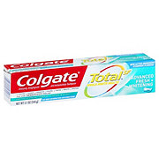 Colgate Total Advanced Fresh + Whitening Anticavity Fluoride & Antigingivitis Toothpaste