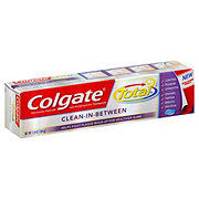 Colgate Total Clean In Between Toothpaste