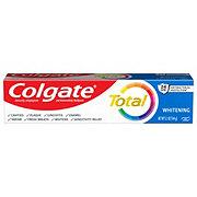 Colgate Total Whitening Gel Anticavity Fluoride & Antigingivitis Toothpaste