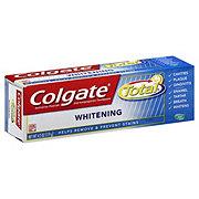 Colgate Total Whitening Gel Toothpaste