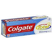 Colgate Total Whitening Paste  Anticavity Fluoride and Antigingivitis Toothpaste