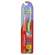 Colgate Wave Zig Zag Medium Toothbrushes Value Pack, Assorted Colors