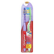 Colgate Wave ZigZag Soft Toothbrushes