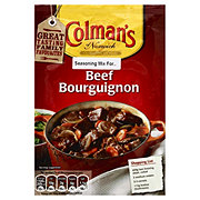 Colman's of Norwich Beef Bourguignon Sauce Mix