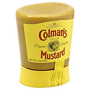 Colman's of Norwich Original English Squeezy Mustard