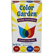 Color Garden Food Color 4 PK