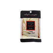 Colorado Spice Chef's Recipe Tangy Cajun Rub
