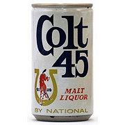 Colt 45 Malt Liquor, 16oz cans