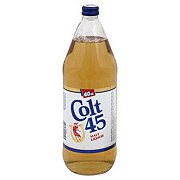 Colt 45 Malt Liquor Bottle
