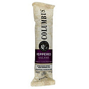 Columbus Peppered Salame