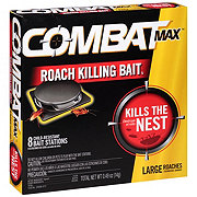 Combat Max Roach Killing Bait for Large Roaches