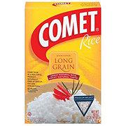 Comet Long Grain Rice