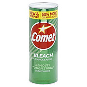 Comet Scratch Free Powder Cleanser with Bleach