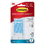 Command Assorted Water Resistant Refill Strips