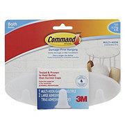 Command Bath Multi-Hook
