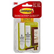 Command 3m Large Picture Hanging Strips Shop Hooks Picture