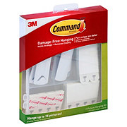 Command Picture Hanging Kit Assorted