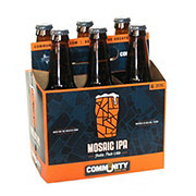 Community Beer Mosaic IPA  Beer 12 oz  Bottles