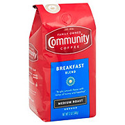 Community Coffee Breakfast Blend Medium Roast Ground Coffee