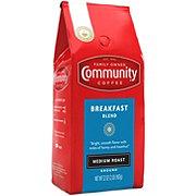 Community Coffee Breakfast Blend Medium Roast Ground Coffee