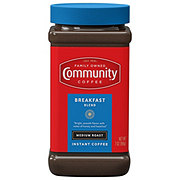 Community Coffee Breakfast Blend Medium Roast Instant Coffee