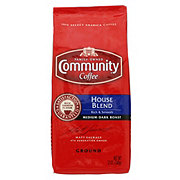 Community Coffee House Blend Medium Dark Roast Ground Coffee