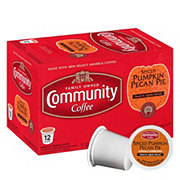 Community Coffee Pumpkin Praline Single Serve Cups