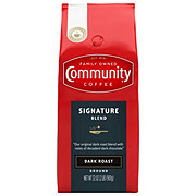 Community Coffee Signature Blend Dark Roast Ground Coffee