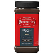 Community Coffee Signature Blend Dark Roast Instant Coffee