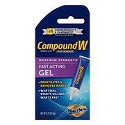 Compound W Maximum Strength Fast-Acting Gel Wart Remover