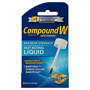Compound W Maximum Strength Fast-Acting Liquid Wart Remover