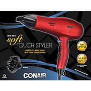 Conair 1875 Watt Full Size Turbo Ionic Styler Hair Dryer